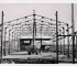 Construcción instalaciones, 1972 en la C/ Frentes